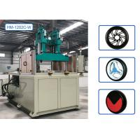 PVC Injection Moulding Machine / Two Color Injection Machine With Rotary Table Manufactures