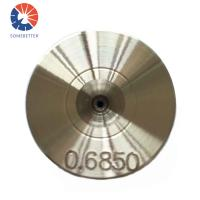 high performance 0.01mm tolerance PCD Drawing Dies Extrusion Copper Cable Wire Drawing Die Manufactures