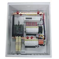 1000V DC Intelligent Solar PV Array Combiner Box IP65 20MW With Monitoring Device Manufactures