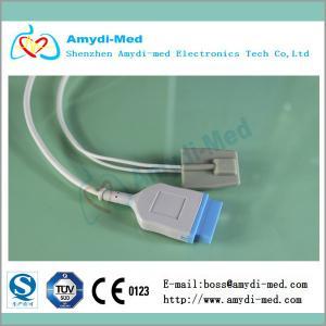 GE spo2 sensor, GE marquette spo2 sensor, rectangle 11P, pediatric silicone soft tip Manufactures