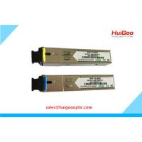 1.25G SFP Module 1000Base SFP BIDI 120km Fiber Optical Transceiver Manufactures