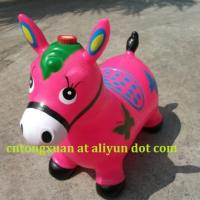 Factory Price Inflatable Animal Kids Jumping Toy for Sale Manufactures