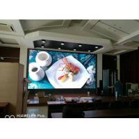 SMD P3mm led video screen rental for Meeting Room / led perimeter boards High Definition