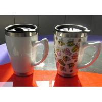 Ceramic Coffee Cup (YDL-17) Manufactures