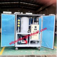 Dielectric oil regeneration module, transformer oil recycling system, Insulation Oil vacuum distillation Purifier Supply Manufactures
