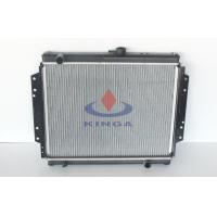 High performance Aluminum Auto Radiator For Suzuki Radiator , ISUZU Manufactures
