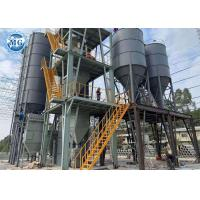 Tile Adhesive Dry Mix Mortar Plant High Efficiency With Electric Control Cabinet Manufactures