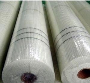 China Fiberglass Plain Woven Wire Netting  on sale