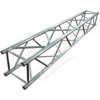Square Shape Aluminum Stage Truss 389mm X 389mm Silver For Wedding Manufactures