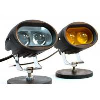 High Intensity Automotive Work Light , Cree Amber White Vehicle Work Lights Manufactures