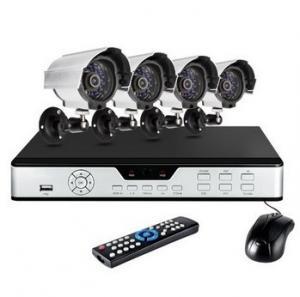 IR 20M Bullet IP Camera Outdoor Security Cameras VGA 720P / 1080P Manufactures