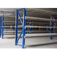 Storehouse Medium Duty Shelving Racking Wire Mesh Decking Anti Corrosion Manufactures