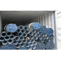 SS500 ST52 Hot Dipped Galvanized Steel Pipe / DSAW Galvanized Steel Tubes Manufactures