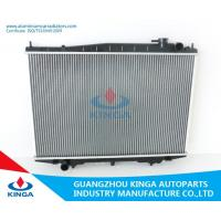 BD22 / TD27 High Efficient Nissan Radiator Coolers OEM 21410-3S110 / 21410-3S210 Manufactures