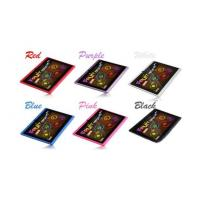 Quality 7 Inch Android 4.0 Capacitive Touchscreen Tablet PC A13 With Video AVI / FLV for sale
