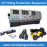 CANEX pe electro fusion wire laying equipment for coupling wire laying Manufactures