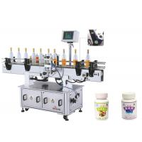 Complete Cycle Rond Bottle Adhesive Labeling Machine Equipment Manufactures