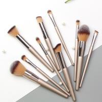 China Wholesale Many Kinds of Make Up Brushes Ten Pieces One Bag for Women Make Up on sale