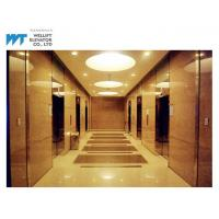 High Performance Luxury Passenger Elevator With Efficient VVVF Control System Manufactures
