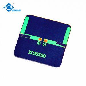 China Home 2V 0.3W Transparent Mini Solar Panels For Intelligence Development Toy on sale