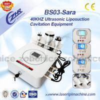 RF 40KHz sound Fat Burning Machine Portable Cavitation For Body Weight Loss Manufactures