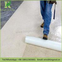 Colors and Sizes Customizable PE Film Carpet Surface Protective Film Manufactures