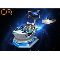 Dynamic Virtual Reality Simulator VR Speed Riding Car with Exciting Racing Games Manufactures