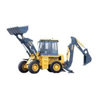 China Multi Functional XCMG Construction Machinery / XCMG Backhoe Loader on sale