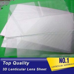 China 100 lpi lenticular lens-3d lenticular sheet 100 lpi material-lenticular plastic lens sheets blanks Sweden on sale