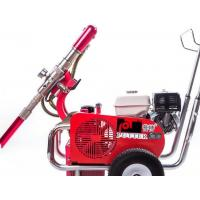 Hydraulic Pump Gas Powered Airless Paint Sprayer For Interior Walls Painting Manufactures