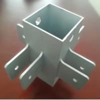 Great quality low price customized cnc machined aluminium components Manufactures