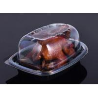 Take away disposable microwavable food container- Plastic PP Roasted Chicken Box Manufactures