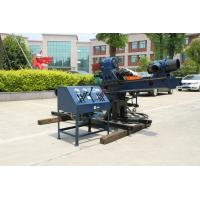 Crawler Mounted Jet Grouting Drilling Rig Hydraulic Clamp Device , Hydraulic Power Head Manufactures