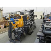 Quality Self-Loading Horizontal Directional Drilling With Drilling Length 93.6m / Walking Speed 2.0 km/h for sale