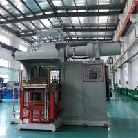 AC 380V 50HZ Horizontal Rubber Injection Molding Machine 4 RT Mold Openning Stroke 250 Ton Manufactures