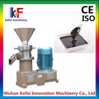 China peanut butter colloid mill grinder on sale