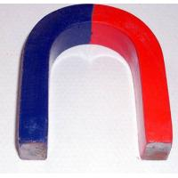 Quality Horseshoe Neodymium Ring Magnet , ISO9001 extra strong magnets for sale