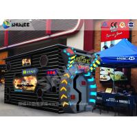 Cabin House 5D Movie Theater System Special Effect Motion Rides 5d Home Theater Manufactures