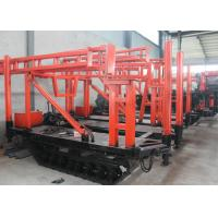 Easy Operate Crawler Mounted Drill Rig 100 - 300m Drilling Depth Free Maintaining Manufactures
