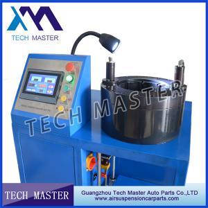 ODM Air Suspension Crimping Machine Hose Swage Machine Range 20MM - 175MM Manufactures