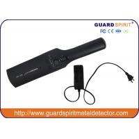 China 4 level sensitivity Automatic calibration body scanner , handy metal detector for safety checking wholesale