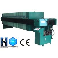 Leading technology professional hydraulic filter press machine Manufactures