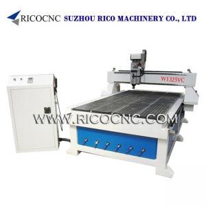 China Plastwood Carving Machine Hard PVC Foam Cutting CNC Router Machine W1325VC on sale