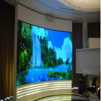 3G WIFI Control P5 SMD LED Screen , Large led display board for advertising Manufactures