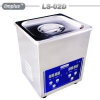 2 Liter Table Top Ultrasonic Cleaner / Dental Ultrasonic Bath Digital Timer And Heater Manufactures