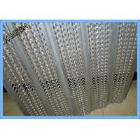 1/8'' 0.35mm Galvanized High Rib Expanded Metal Lath 610X2440 For Construction Manufactures
