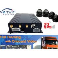 1080P 128GB 8-CH SD Video Mobile CCTV DVR , SD Card Security DVR Recorder for vehicles Manufactures