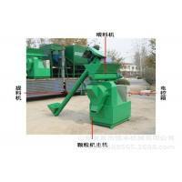 ST320 Industrial Wood Pellet Machine , Corn Stalk Biomass Pellet Mill