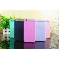 iPhone6/6plus iface jelly color ultra - thin soft shell Manufactures