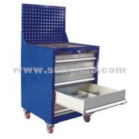 China Mobile steel tool trolley cabinet on sale